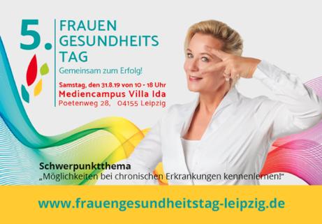 Frauengesundheitstag Leipzig